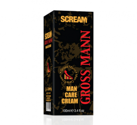 Scream Gross Mann Penis Kremi 100 ml