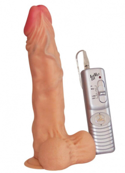 Authentic Reaction Dong Realistik Penis Vibratör 21.6 cm
