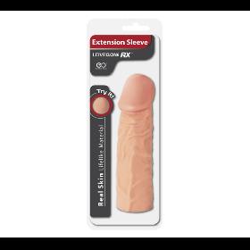 Excellent Power Uzatmalı Realistik Penis Kılıfı 17.5 cm