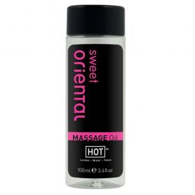 HOT Massage Oil Masaj Yağı - Oryantal Aromalı