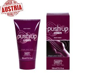 Hot Push Up Göğüs Bakım Kremi 150 ML.
