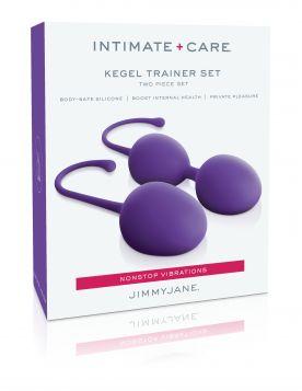 Jimmyjane Intimate Care Kegel Egzersiz Seti - Vajinal Toplar