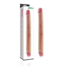 Lovetoy Lady Çift Taraflı Realistik Dildo Penis 43 cm