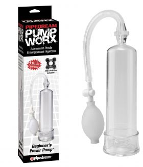 PipeDream Pump Worx Beginner's Power Penis Pompası