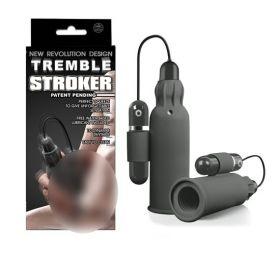 Tremble Stroker Titreşimli Modern Mastürbatör