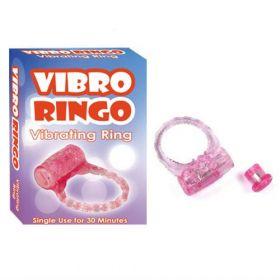 Vibro Ring Titresimli Penis Halkasi