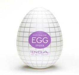 Tenga Egg Spider Erkek Mastürbatör