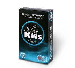 Silky Kiss Klasik Prezervatif 12'li Paket