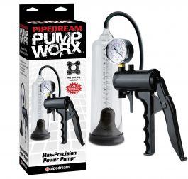 PipeDream Pump Worx Max-Precision Power Penis Pompası