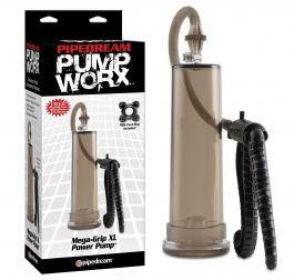 PipeDream Pump Worx Mega Grip XL Penis Pompası