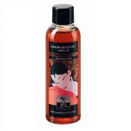 Shiatsu Luxury Body Oil Masaj Yağı - Çilek Aromalı