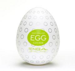 Tenga Egg Clicker Erkek Mastürbatör