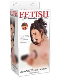 Fetish Fantasy Series Otomatik Gögüs Pompasi