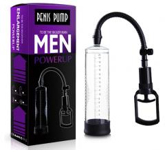 Men Powerup Tetikli Penis Pompasi 20 cm