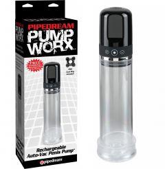 PipeDream Pump Worx Sarjli Otomatik Penis Pompasi