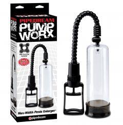 PipeDream Pump Worx Max-Width Penis Pompasi