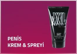 Penis bakım kremleri, delay sprey modelleri ve penisinizin ihtiyacı olan tüm cinsel ürünler burada!