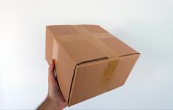 YasakElmam'da gizlice kutulanan ürünler sıkıca kapatılır.
